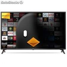 "Tv led lg 43LJ624V - 43""/109CM - led fhd 1920X1080 - smart tv webos 3.5 - dual"