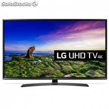 "Tv led lg 43UJ634V - 43""/109.2CM - 4K uhd 3820x2160p - color mastering engine -"