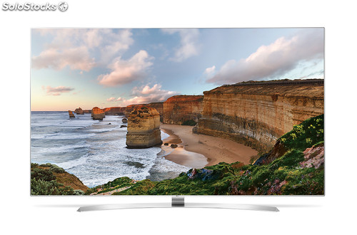 Tv led lg 55UH950V 4K hdr Blanca