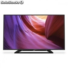 "Tv led philips 32pfh4100 - 32"" / 81.2cm - 1920 x 1080 - 4:3/16:9 - 100hz pmr -"