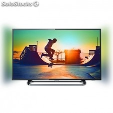 "Tv led philips 55PUS6262 - 55""/140CM 4K uhd 3840x2160 - ambilight 2 lados -"