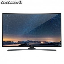 "Tv led samsung 55ku6100 - 55""/139.7cm - 4k uhd led curvo - 1400hz - smart tv -"