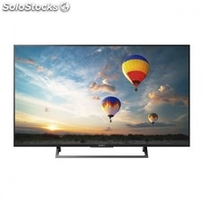 "Tv led sony 49XE80 - 49""/124CM 4K uhd - 3840X2160 - motionflow 400HZ - hdr -"