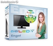 Tv-Monitor Engel Ever led 19""