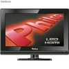 Tv/monitor led 16'' hdtv philco ph16v 18dm