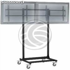 """TV stand for 2 screens horizontally 32 \""""- 56\"""" VESA 600x400 mm (OH52)"""