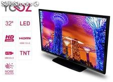 "Tv yooz 32"" led hd"