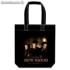 Twilight Movie Cast and Cullen Crest Canvas Tote by Twilight