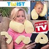 Twist Pillow. Almohada flexible