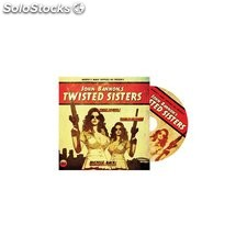 Twisted sisters 2.0 dvd y gimmick bicycle back por john bannon