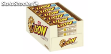 Twix Mars Snickers Lion White