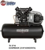 Tx2716 compresor 15 hp horizontal campbell (Disponible solo para Colombia)