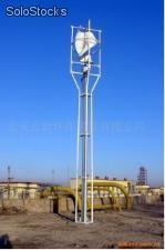 Type vertical axis wind turbines