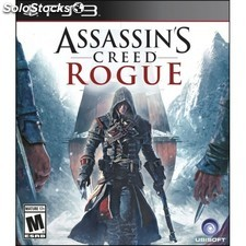 Ubisoft - Assassin''s Creed Rogue, PlayStation 3 Básico PlayStation 3 Inglés,