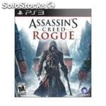Ubisoft assassins creed rogue, playstation 3, playstation 3, acciÓn /