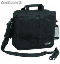 Udg U9490BL/or ultimate courier bag deluxe black/orange