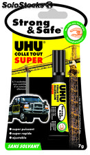 Uhu strong&safe sup tube colle