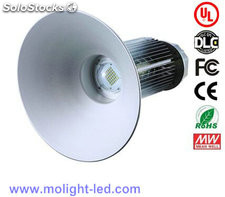 Ul dlc 180w led highbay lights campana led industrial de aluminio cree Meanwell