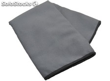 Ultra drying towel 'cham' (s), grey