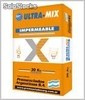 Ultra - mix mortero exterior impermeable 3 : 1 manual - maquinable