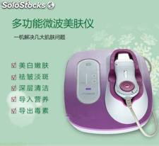 Ultrasonic wash instrument Pore Cleaner to suck black skin beauty instrument ins