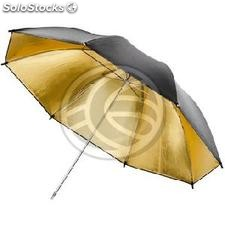 Umbrella reflector for photography 140cm gold (JI25)