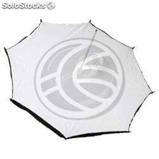 Umbrella silver reflector with filter of 101 cm (EU73)