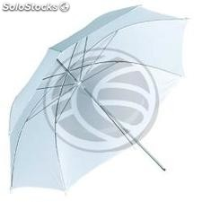 Umbrella translucent white diffuser 109 cm (EU64)