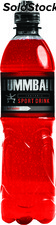 UMMBA! la bebida isotónica color rojo 750 ml