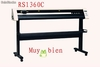 Un plotter de corte de Redsail rs1360c de China