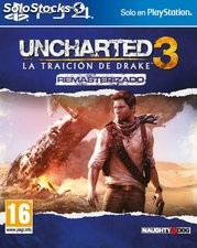 Uncharted 3:drakes deception/PS4
