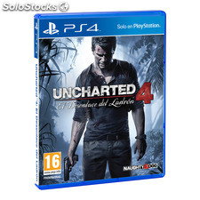 Uncharted 4/PS4