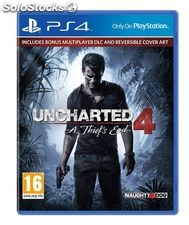 Uncharted 4 (UK)