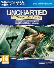 Uncharted:drakes fotune/PS4