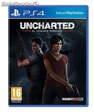 Uncharted (El Legado Perdido) - PlayStation 4