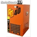 Undercounter cooler pre-vertical mix-mod. he 40 v 2 v-for beer, wine, coca cola,