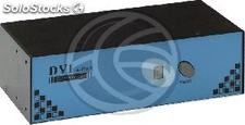 Uniclass kvm Switch PS2 dvi 1280x1024 video 1KVM a dual 4CPU (UN84)