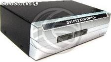 Uniclass kvm Switch PS2 dvi 1920x1200 1KVM to 2CPU (UN53)