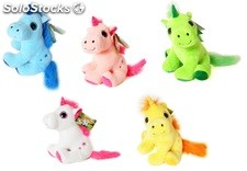 Unicornios New peluches