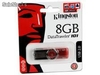 Unidad Flash usb 2.0 Kingston DataTraveler 101 de 8gb. Color Rojo - Foto 2