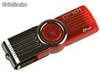 Unidad Flash usb 2.0 Kingston DataTraveler 101 de 8gb. Color Rojo - Foto 3