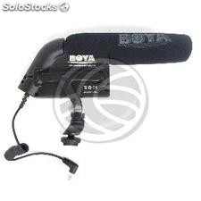 Unidirectional Microphone Camera boya by-VM200 (JC55)
