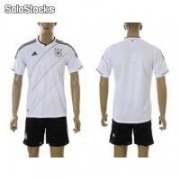 Uniforme 2 Pz Completo Eurocopa 2012 Alemania Local y Visita