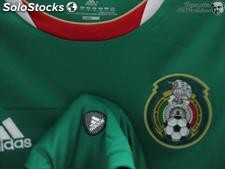Uniforme de mexico local 2011/2012