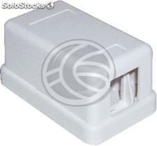 Universal junction box of 1 socket compatible TB110 (RX81)