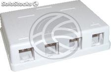 Universal junction box of 4-socket compatible TB110 (RX83)