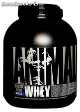 Universal Nutrition Animal Whey Isolate Vanilla, 4 lbs