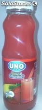 Uno : jus de fruits 10,50E ttc le pack de 24