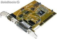 UPCI card number 16C550 VSCOM parallel with 2 RS232 ports and 1 parallel port
