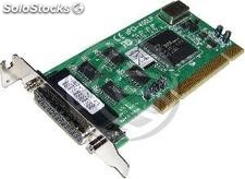 Upci card Series 16C950 flex-atx VScom (4S 4xDB9 Cable) (TS16)